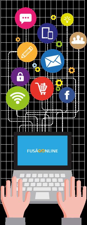 Fusão Online Marketing Digital - Cresça seus negócios