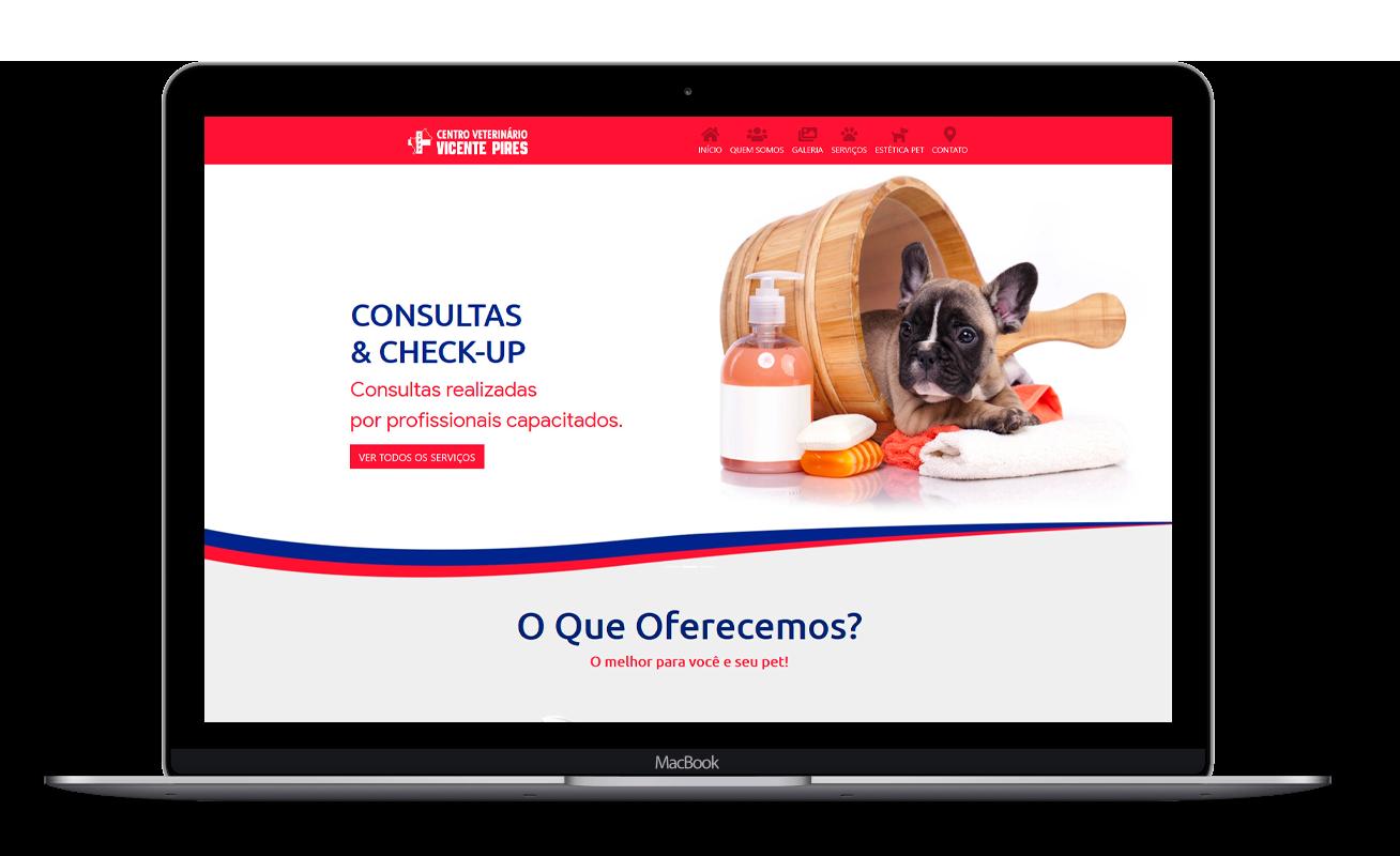 Centro Veterinário Vicente Pires